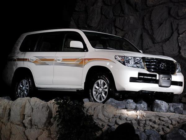 丰田全新兰德酷路泽或2020年7月首发 有望搭载3.5L V6发动机