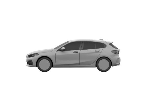 全新进口宝马1系专利图曝光 搭2.0T发动机 预计年内上市