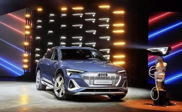 奥迪2021年9款新能源车规划发布