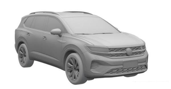 大众SMV专利图曝光 新旗舰SUV车长或超5米1