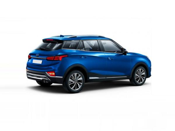 现代全新一代ix25渲染图曝光 2021年国产能否扛起品牌小型SUV大旗?