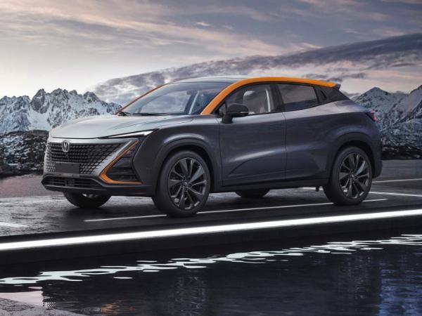 长安发布全新紧凑型SUV官图 定名UNI-T/有望日内瓦车展亮相