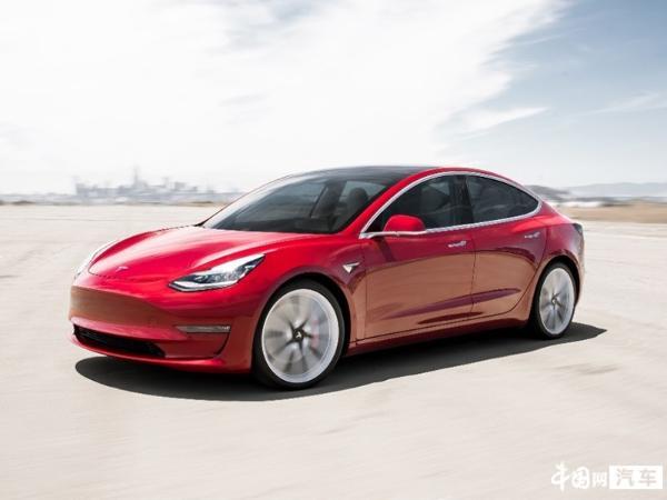 售价不到30万元 特斯拉国产Model 3宣布降价