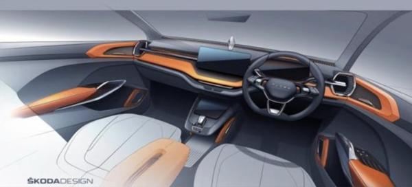 斯柯达全新概念车2月5日亮相 定位紧凑级SUV/量产版年底推出