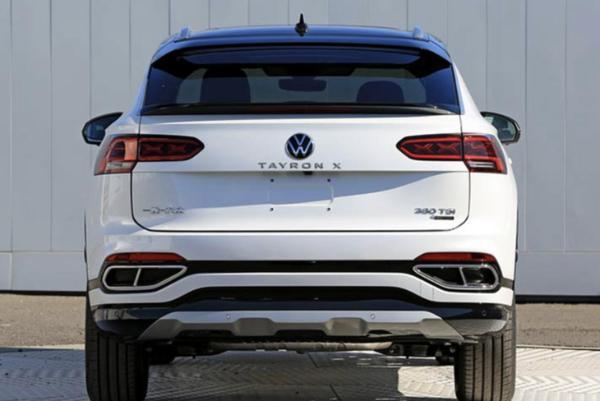 一汽-大众SUV Coupe申报图曝光 或将定名探岳X