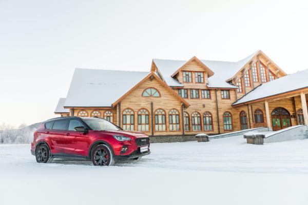 捷途X70 Coupe首批下线 冲击品牌年销量20万辆目标