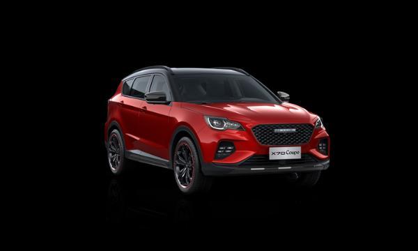捷途X70 Coupe将3月份上市 预售9.1万起 配两种动力