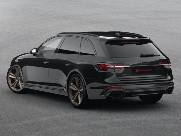 奥迪RS 4 Avant特别版官图 限量发售25台/约合75万元
