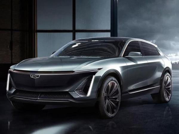 竞争奔驰EQC?凯迪拉克将推纯电动跨界中型SUV