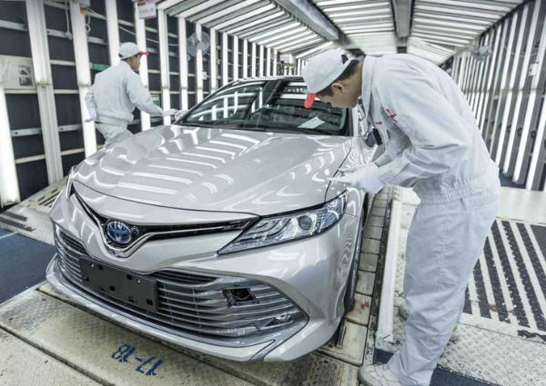 广汽丰田1月销量同比增长1.6% C-HR同比大涨33%