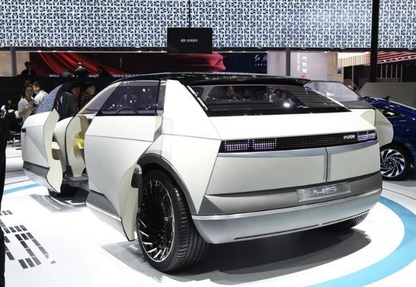 预示电动车设计新方向 现代Prophecy概念车日内瓦发布