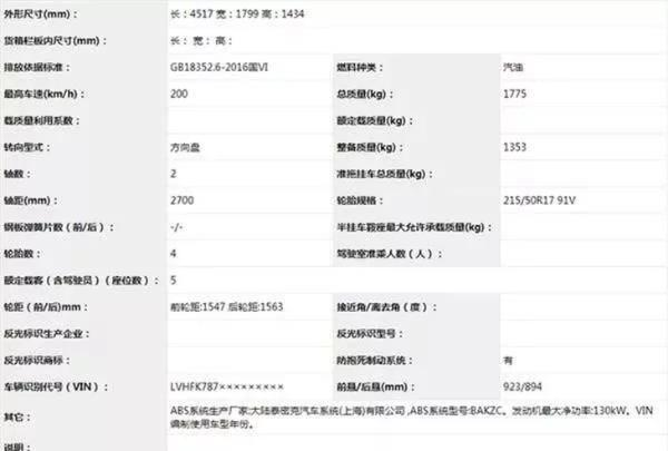 东风本田新思域两厢版消息 将4月份上市 保留海外原汁原味设计