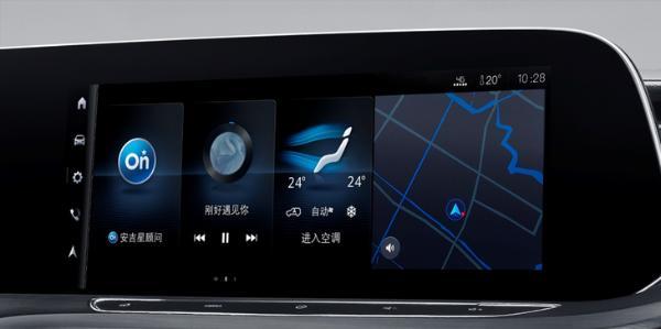 全新别克GL8 Avenir科技解析 打造一体化智能座舱