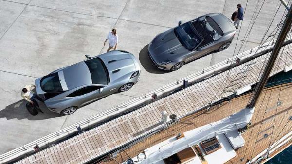 2020款捷豹F-TYPE上市 售价58.20-74.78万元