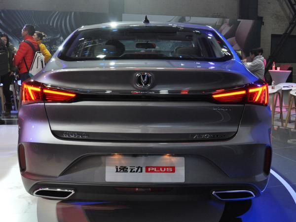 长安逸动PLUS预售7.29-10.39万元 搭两款发动机 3月底正式上市