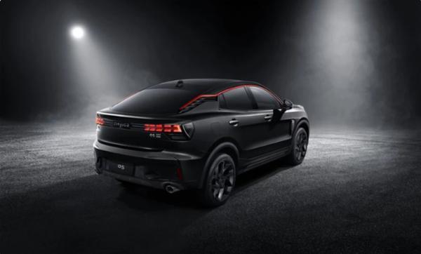 领克05时间限量版开启预售 全车黑化/限量发售1005辆