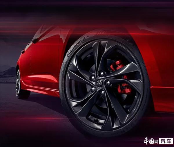 全新别克威朗GS将于4月30日上市