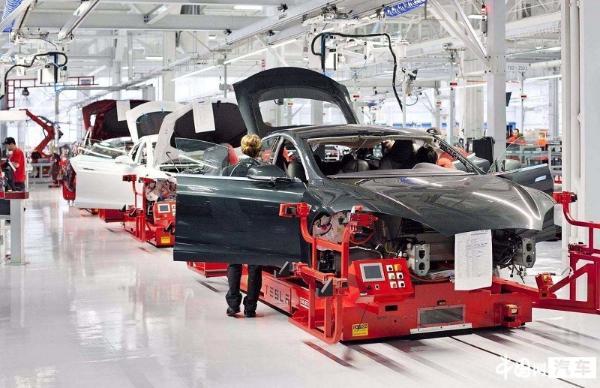 特斯拉改造工厂 提升Model Y产能