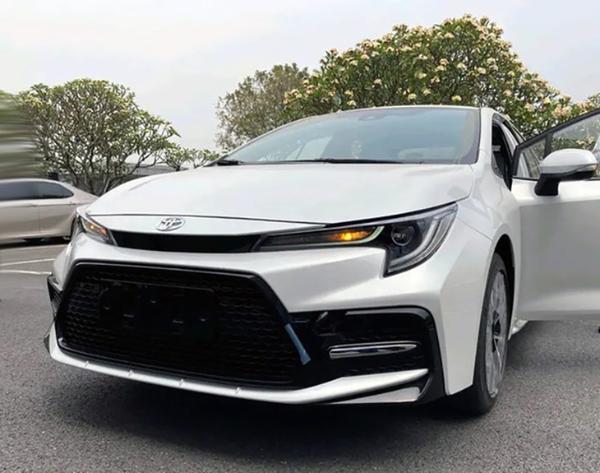 丰田雷凌运动版车型明日亮相 或7月正式上市
