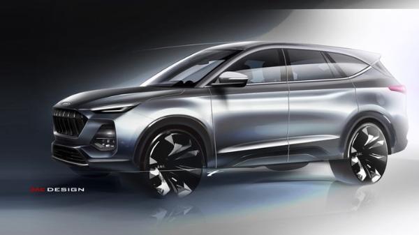 江淮将推新旗舰SUV 或命名嘉悦X8 三种座椅布局