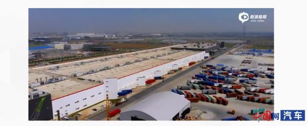 特斯拉上海工厂面积即将扩大一倍 致力于国产Model Y