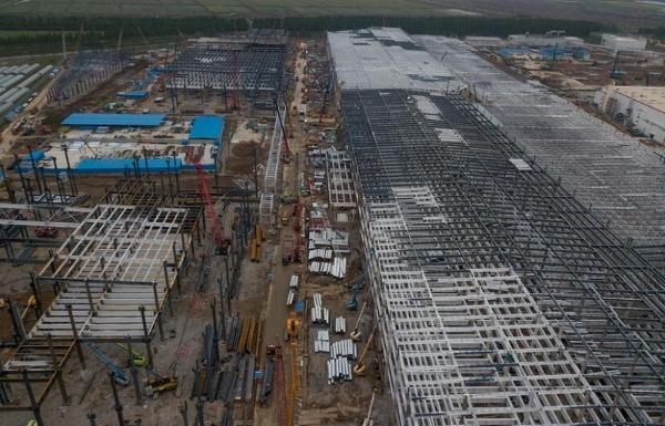 特斯拉上海工厂2021年第一季度将下线Model Y