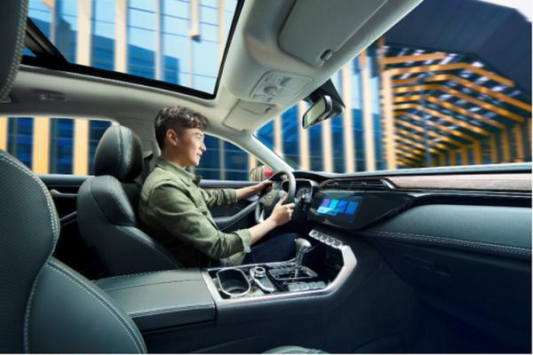 江铃福特领界S预售10.98万元起 智能系统全面升级 5月20日上市