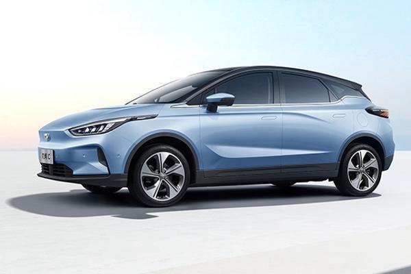 几何C官图发布 预计今年北京车展亮相