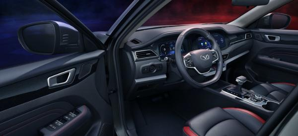 凯翼炫界正式上市 推出7款车型/售价5.89万元起