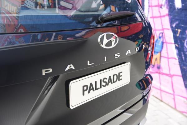 现代帕里斯帝正式国内首发 搭载3.5L V6发动机