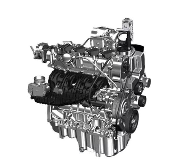 比亚迪宋PLUS动力曝光 搭弗迪动力全新1.5T高功率发动机