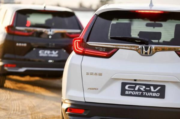新款东风本田CR-V将今晚上市 两种动力系统供选择