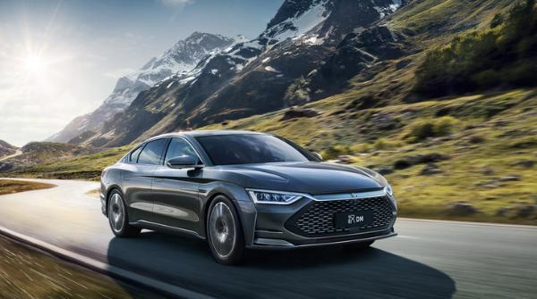 比亚迪汉DM新增车型上市 配置升级 售价23.98万元