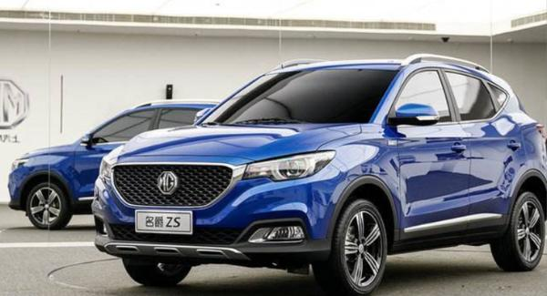 名爵ZS新增车型上市 配置升级 售9.18万元