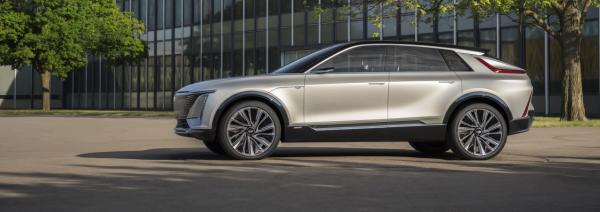凯迪拉克纯电SUV Lyriq起售价不到6万美元
