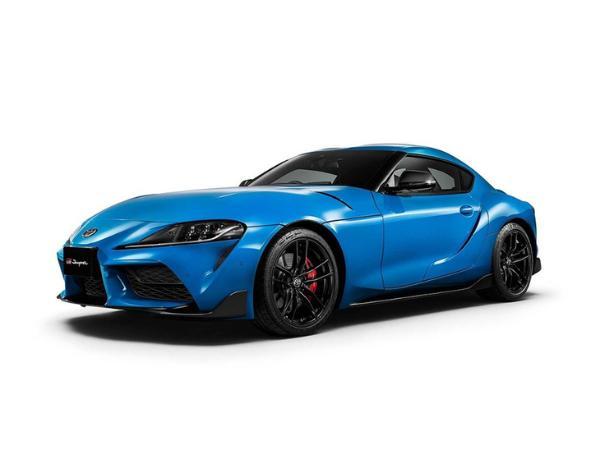 搭载2.0T高低功率发动机 全新丰田Supra将引入国内