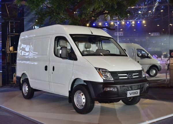 上汽大通MAXUS旗下4款轻客上市 售10.28-26.90万元