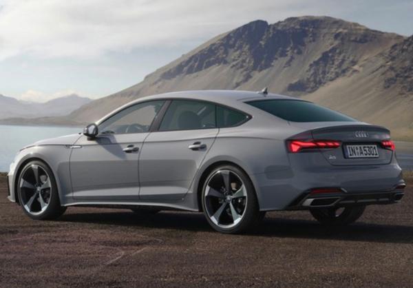 新款奥迪A5 Sportback或将于北京车展上市 细节调整/配置升级