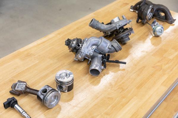 优化EA211发动机,大众汽车为节能减排按下加速键