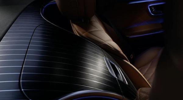 全新一代奔驰S级内饰官图曝光 从新定义豪华