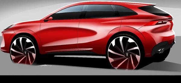 T家族系列新成员 东风风行全新SUV将广州车展首发 明年3月上市