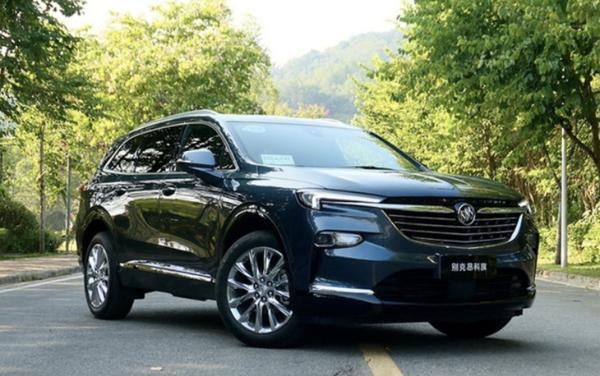 别克全新中型SUV明年推出 竞争汉兰达/提供7座版