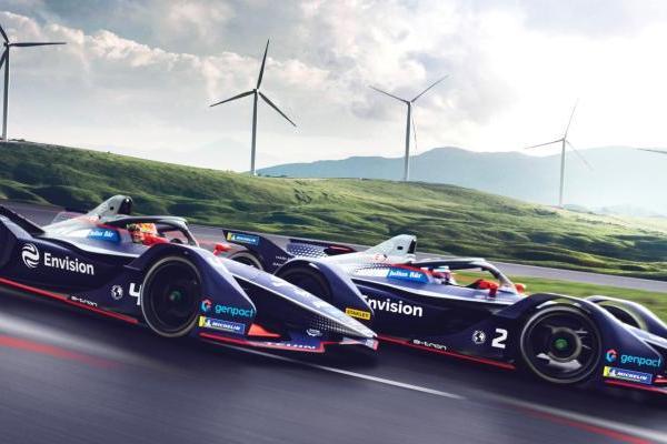 远景维珍车队获得碳中和认证,成为首支获此认证的电动...