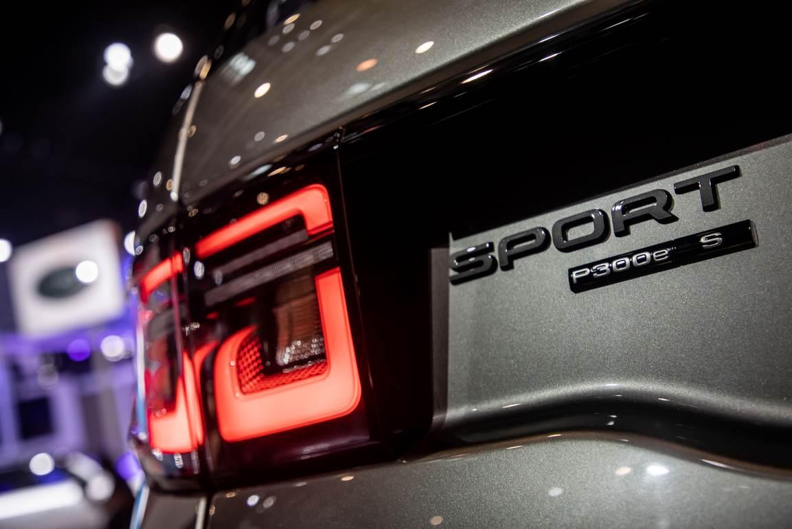 奇瑞捷豹路虎携首款新能源车型亮相北京车展