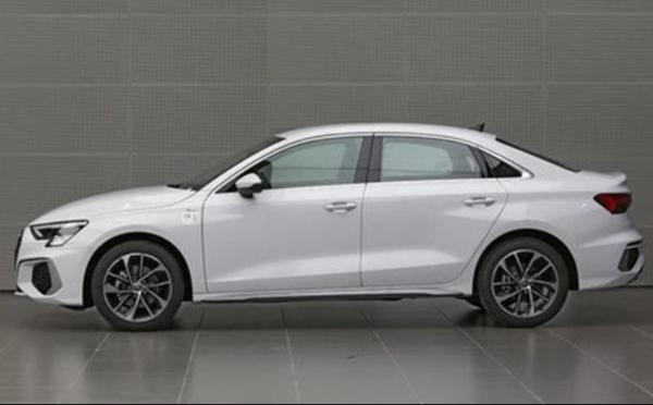 全新奥迪A3L将于广州车展正式上市 外观延续海外版车型设计