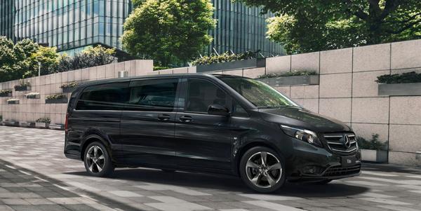 2020款奔驰威霆正式上市 售价区间28.98-34.18万元/配置调整