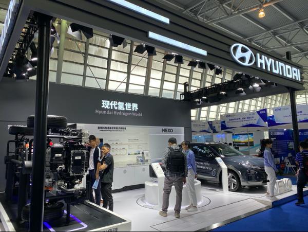 现代汽车NEXO 参展FCVC 2020 充能仅需5分钟/续航800公里