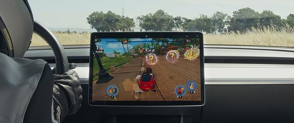 特斯拉将在奥斯汀成立新的游戏与UI团队