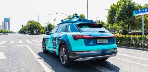 大众汽车集团自动驾驶出行服务车队合肥5G开放路段示范运营