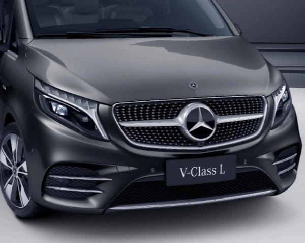 新一代梅赛德斯-奔驰V级MPV预售49万起 首次搭载空气悬挂系统